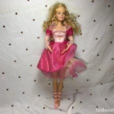 Barbie y Ken: MUÑECA BARBIE MATTEL . Lote 185724262
