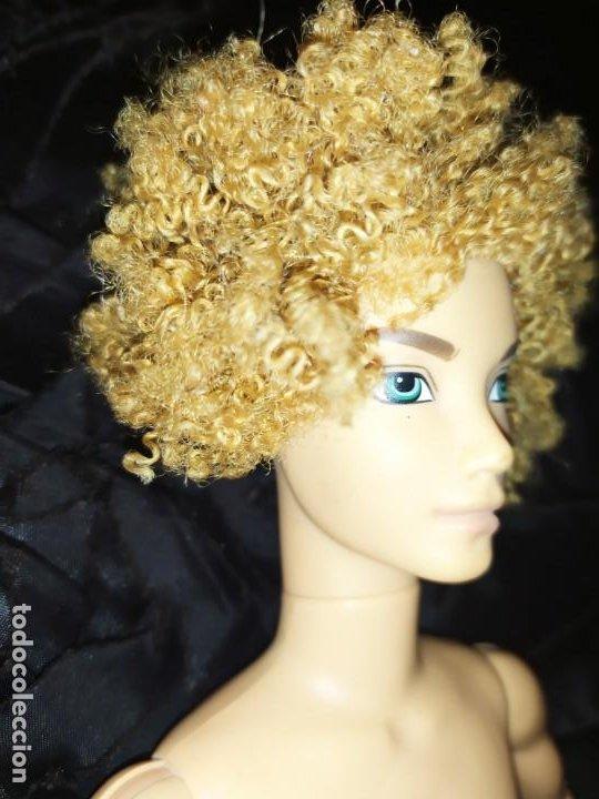 Barbie y Ken: MUÑECO ARTICULADO MATTEL INC 1975 1999 KENT NOVIO BARBIE?UNICO PELO RUBIO RIZADO GUAPO - Foto 3 - 186271470