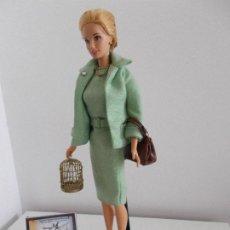 Barbie y Ken: BARBIE TIPPI HEDREN ÚNICA EN TODOCOLECCIÓN. Lote 186386987