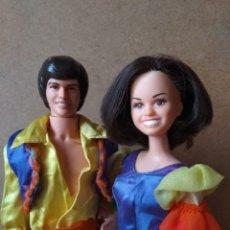 Barbie y Ken: DONNY Y MARIE OSMOND AÑOS 70 BARBIE MATTEL VINTAGE. Lote 187138127