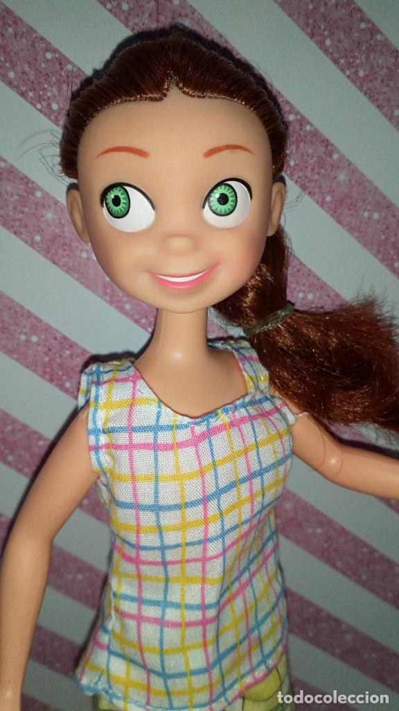 Barbie y Ken: PRECIOSA MUÑECA BARBIE JESSIE DE TOY STORY 2 - PIXAR - DISNEY - MATTEL - 2000 - Foto 2 - 189714542