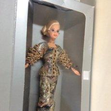 Barbie y Ken: BARBIE CHRISTIAN DIOR DE MATTEL CON SU CAJA ORIGINAL Y COMPLETA. Lote 189933541