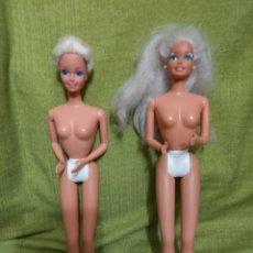 Barbie y Ken: MUÑECAS BARBIE MATTEL CON DEFECTOS. Lote 190088405
