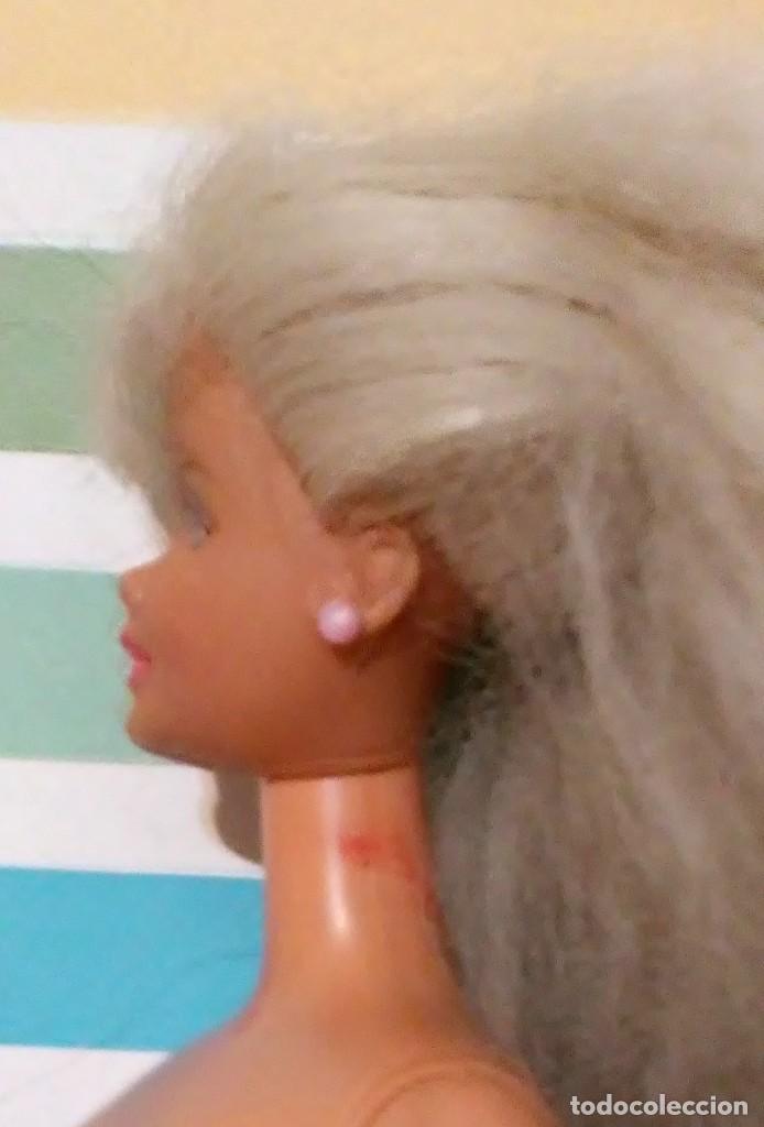 Barbie y Ken: Barbie 1975-1966 con falda can can y blusa - Foto 6 - 190391072