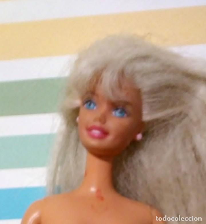 Barbie y Ken: Barbie 1975-1966 con falda can can y blusa - Foto 7 - 190391072