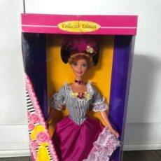 Barbie y Ken: BARBIE ( COLLECTOR) BARBIE OF THE WORLD COLLECTION)1996 NUEVA EN SU CAJA.. Lote 203597338