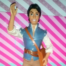 Barbie y Ken: BONITO MUÑECO FLYNN RIDER, NOVIO DE RAPUNZEL, DE LA PELICULA ENREDADOS DE DISNEY - MATTEL - 2010. Lote 191843025