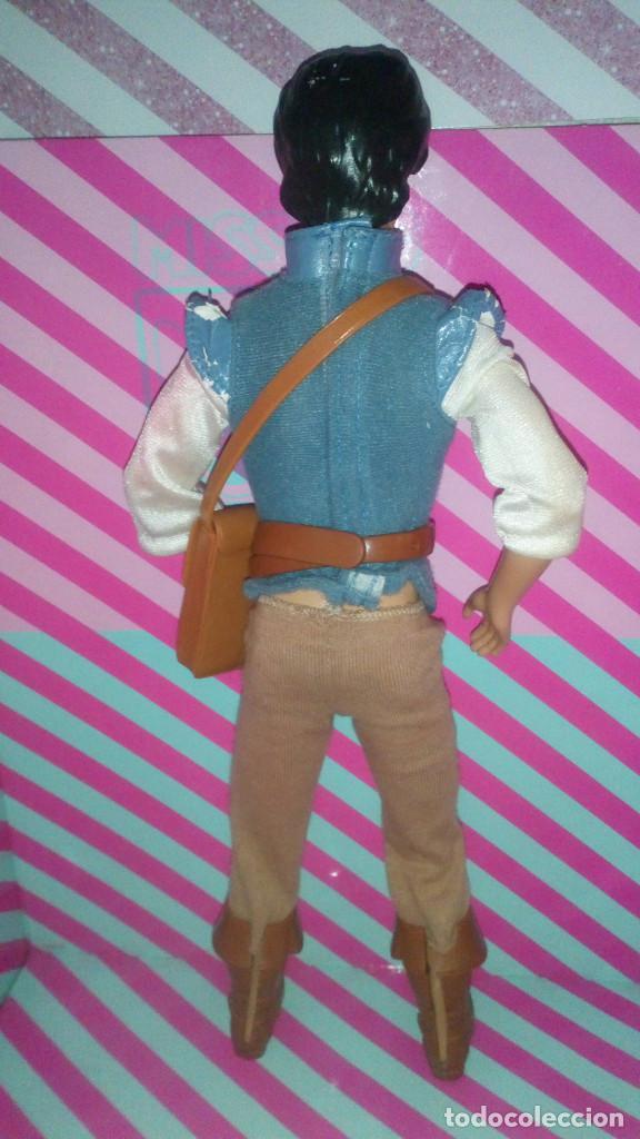 Barbie y Ken: BONITO MUÑECO FLYNN RIDER, NOVIO DE RAPUNZEL, DE LA PELICULA ENREDADOS DE DISNEY - MATTEL - 2010 - Foto 4 - 191843025