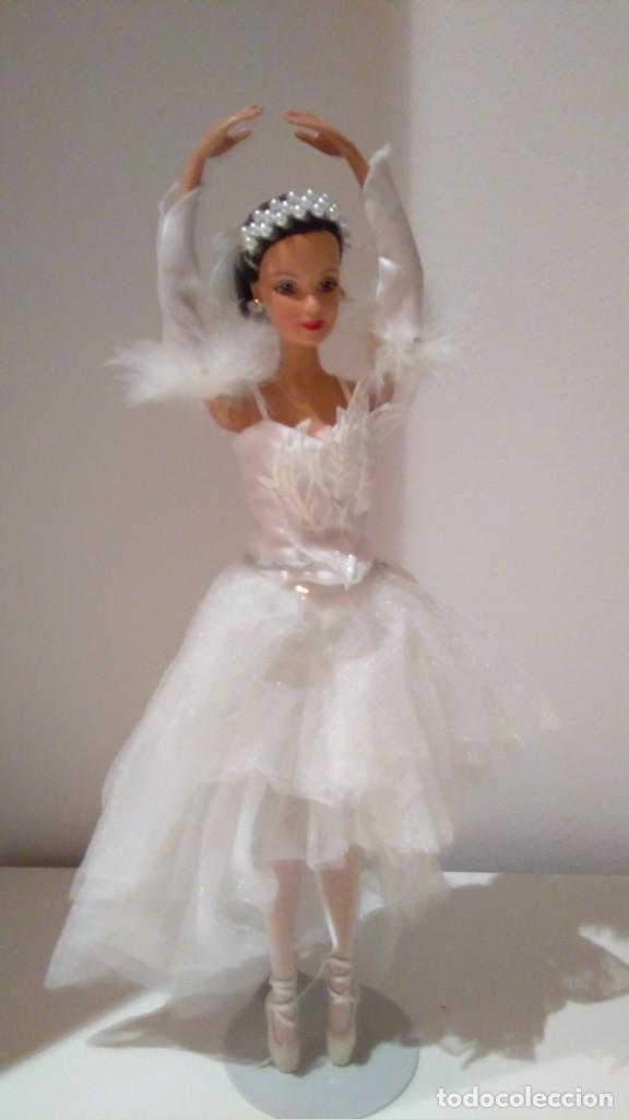 BARBIE BAILARINA PAVLOVA (Juguetes - Muñeca Extranjera Moderna - Barbie y Ken)