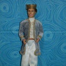 Barbie y Ken: MUÑECO KEN PRINCIPE BODA 1997 EN NUCA. Lote 193623392
