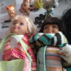 Barbie y Ken: AMIGAS DE BARBIE. Lote 193702461