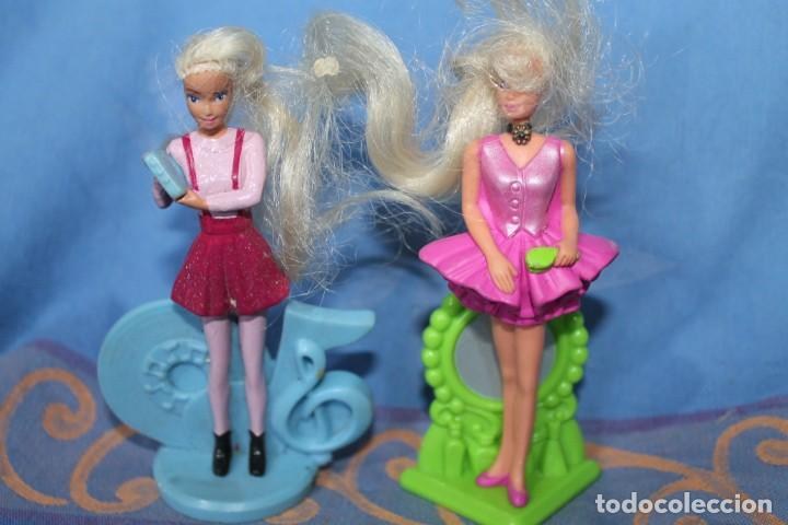 2 muñecas figuras barbie 1995 mcdonald´s - Acquista Bambole Barbie
