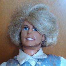 Barbie y Ken: KEN CON BARBA NOVIO DE BARBIE. CUERPO 1968 MATTEL.ROPA ORIGINAL. Lote 194405886