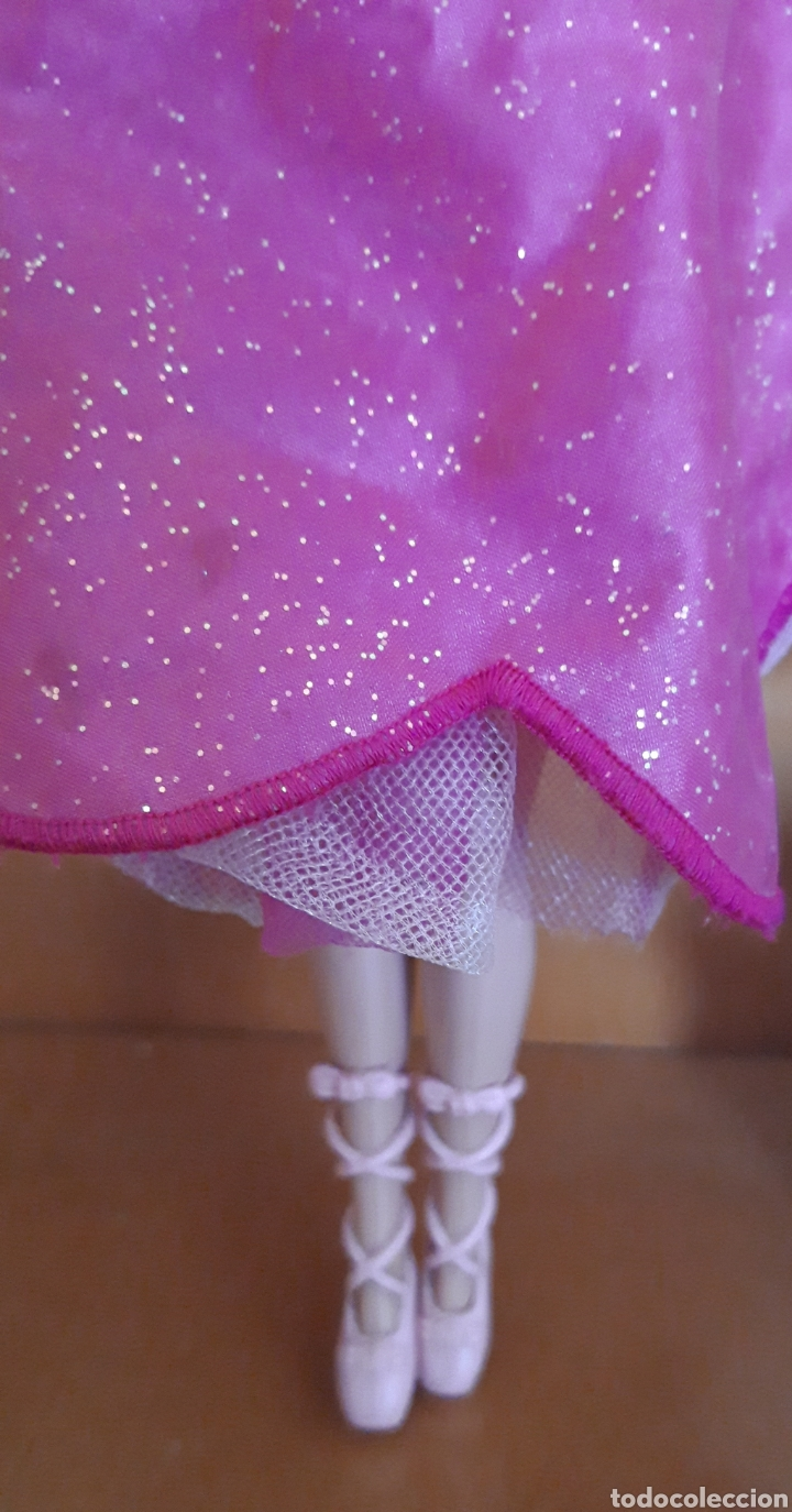 Barbie y Ken: Muñeca Barbie Princesa Bailarina Mattel 1999 - Foto 2 - 194406897