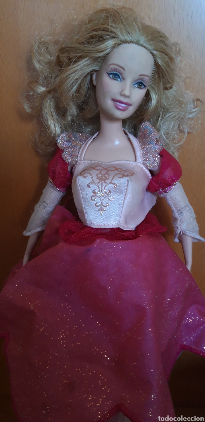 MUÑECA BARBIE PRINCESA BAILARINA MATTEL 1999 (Juguetes - Muñeca Extranjera Moderna - Barbie y Ken)
