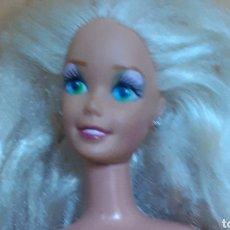 Barbie y Ken: BARBIE ANTIGUA CONGOST SPAIN 1966 CON PENDIENTES. Lote 194408120