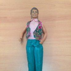 Barbie y Ken: ANTIGUO MUÑECO KEN -. Lote 194727243
