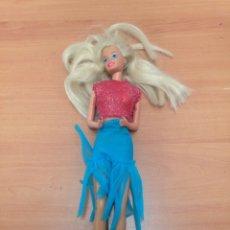 Barbie y Ken: ANTIGUA MUÑECA BARBIE. Lote 194741422