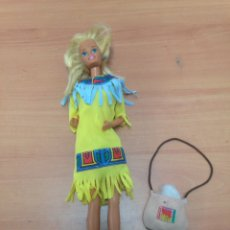 Barbie y Ken: ANTIGUA MUÑECA BARBIE. Lote 194742197