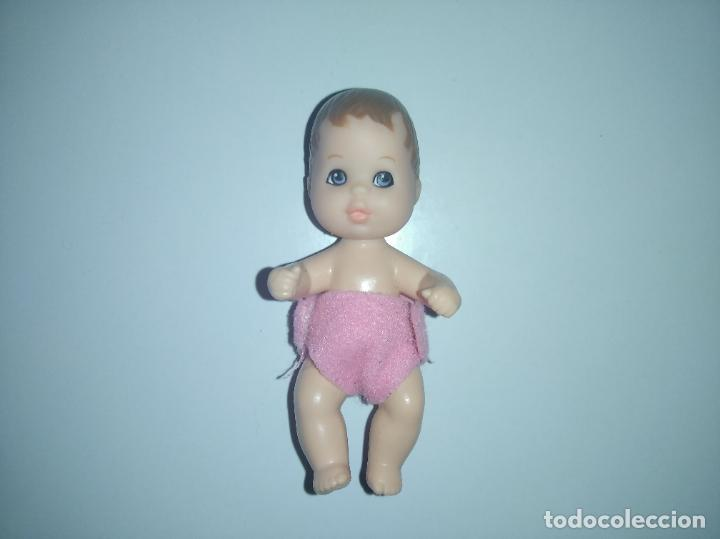 MUÑECO MUÑECA BEBE DE BARBIE (Juguetes - Muñeca Extranjera Moderna - Barbie y Ken)