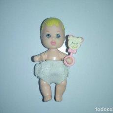 Barbie e Ken: SONAJERO DE MUÑECO MUÑECA BEBE DE BARBIE. Lote 195102246