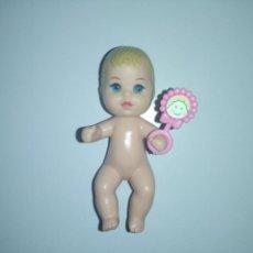 Barbie e Ken: MUÑECO MUÑECA BEBE DE BARBIE . Lote 195102272