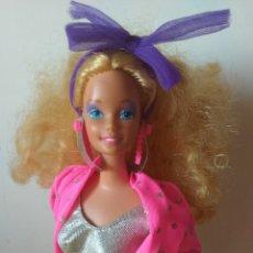 Barbie y Ken: PRECIOSA BARBIE AND THE ROCKERS AÑOS 80 SUPERSTAR VINTAGE MATTEL. Lote 195235275