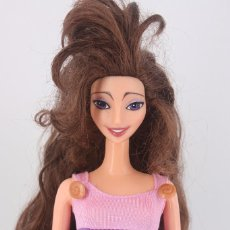 Barbie y Ken: MUÑECA MEGARA CON VESTIDO Y FALDA ORIGINALES - PELÍCULA HÉRCULES - DISNEY MATTEL, 1997. Lote 195438757