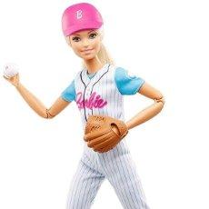 Barbie y Ken: BARBIE JUEGA A BEISBOL. Lote 195732787