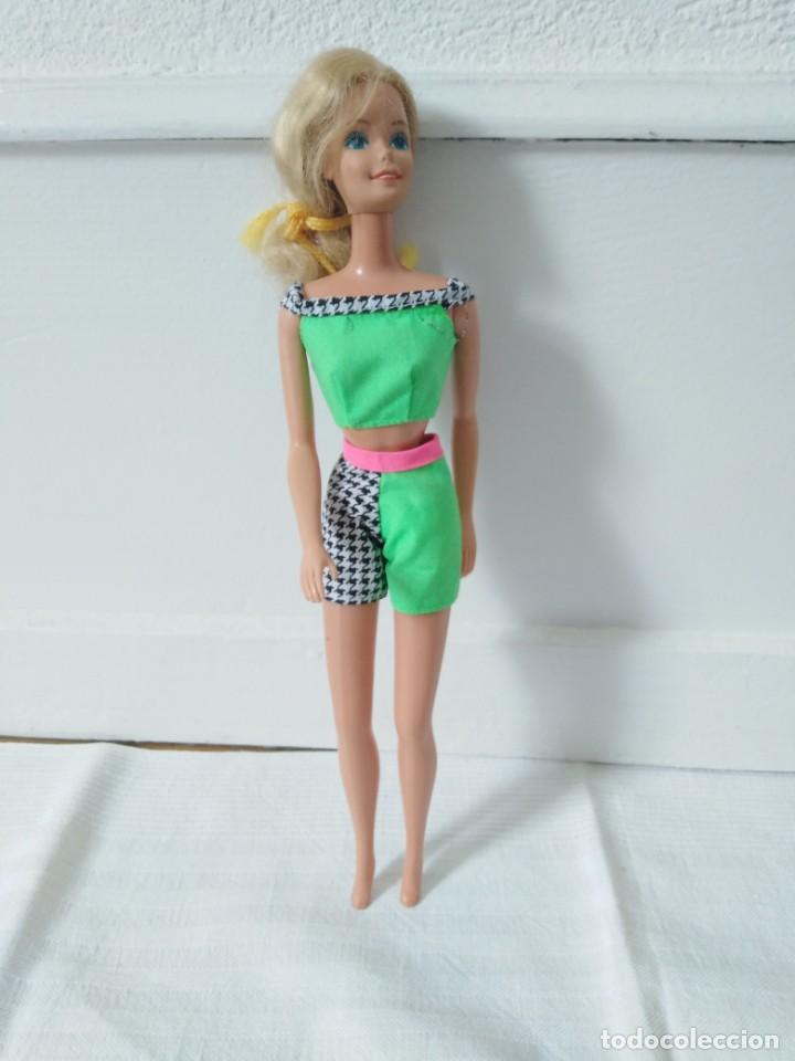 MUÑECA BARBIE MATTEL MALASYA AÑOS 1966 (Juguetes - Muñeca Extranjera Moderna - Barbie y Ken)
