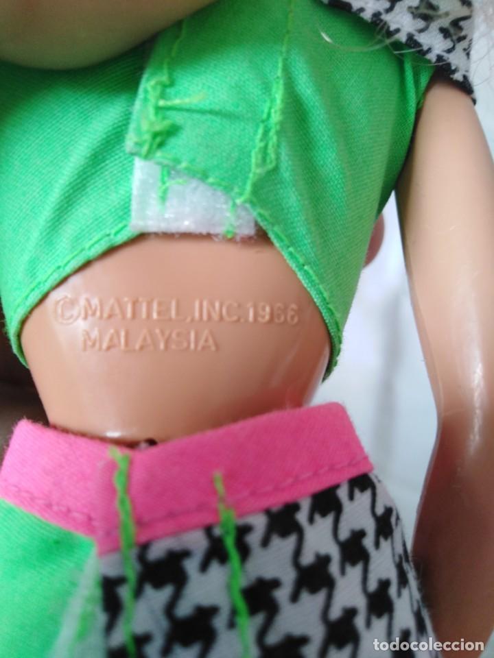 Barbie y Ken: Muñeca barbie mattel malasya años 1966 - Foto 4 - 195904016