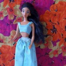 Barbie y Ken: BARBIE JASMINE ALADDIN-MATTEL. Lote 196318822
