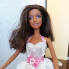 Barbie y Ken: BARBIE MULATA . Lote 196547662