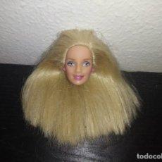 Barbie y Ken: CABEZA DE MUÑECA BARBIE. Lote 197261687