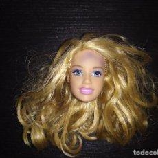 Barbie y Ken: CABEZA DE MUÑECA BARBIE. Lote 197261752