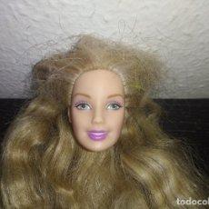 Barbie et Ken: CABEZA DE MUÑECA BARBIE. Lote 197261772
