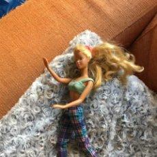 Barbie y Ken: ANTIGUA MUÑECA BARBIE DISNEY MATTEL 1966. Lote 199090367