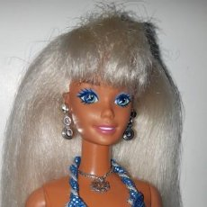 Barbie y Ken: MUÑECA BARBIE SPARKLE BEACH PLAYA DE MATTEL AÑOS 90. Lote 199450862