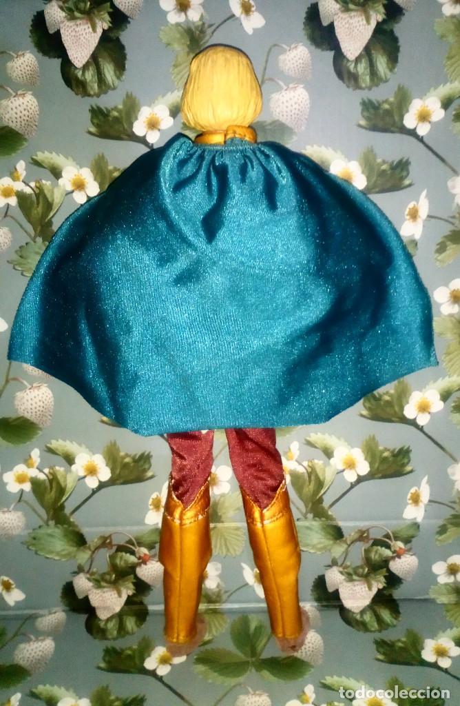 Barbie y Ken: GUAPO MUÑECO KEN, PHOEBUS - EL JOROBADO DE NOTRE DAME - WALT DISNEY - 1996 - Foto 4 - 200185826