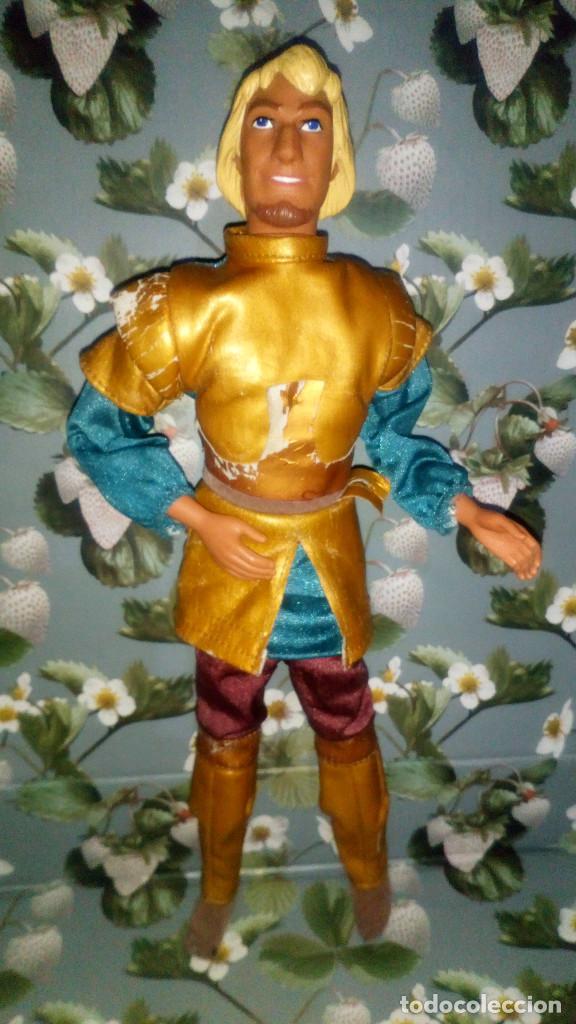 Barbie y Ken: GUAPO MUÑECO KEN, PHOEBUS - EL JOROBADO DE NOTRE DAME - WALT DISNEY - 1996 - Foto 5 - 200185826