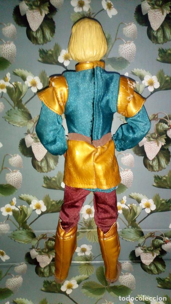 Barbie y Ken: GUAPO MUÑECO KEN, PHOEBUS - EL JOROBADO DE NOTRE DAME - WALT DISNEY - 1996 - Foto 7 - 200185826