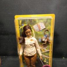 Barbie y Ken: BARBIE NATIONAL GEOGRAPHIC. Lote 200350036