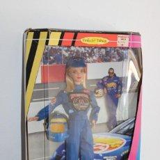 Barbie y Ken: BARBIE NASCAR 50TH ANNIVERSARY - 1998 MATTEL - CAJA SELLADA. Lote 201123642