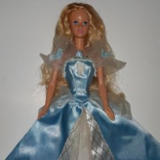 Barbie y Ken: MUÑECA BARBIE BELLA DURMIENTE ABRE Y CIERRA OJOS AÑOS 90 MATTEL. Lote 201142627