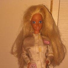 Barbie y Ken: BARBIE AÑOS 80 DOCTORA DIFICIL. Lote 201249895