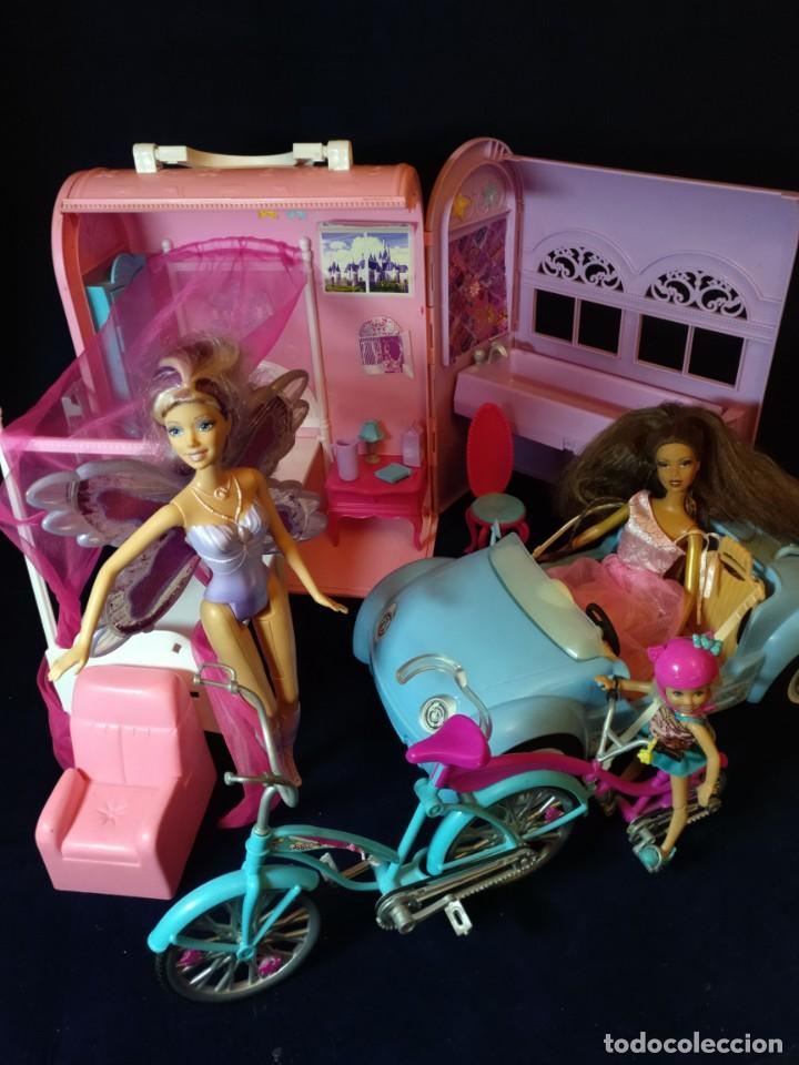 MUÑECA BARBIE Nº58 LOTE (Juguetes - Muñeca Extranjera Moderna - Barbie y Ken)