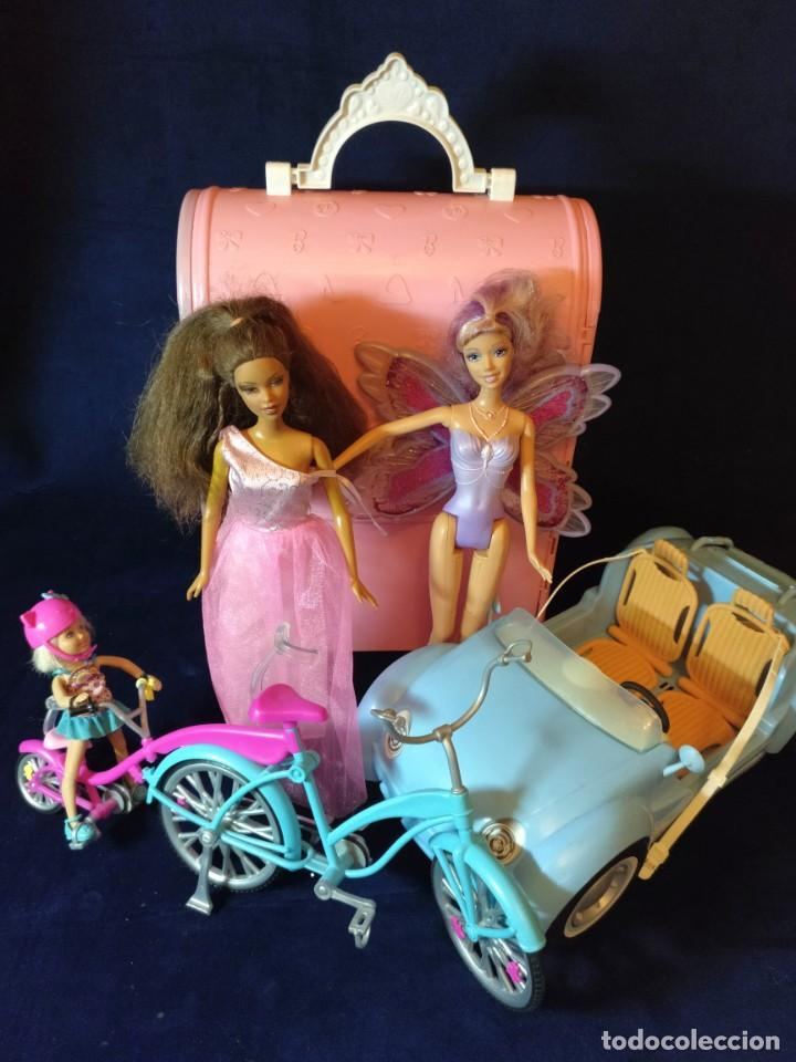 Barbie y Ken: Muñeca BARBIE Nº58 Lote - Foto 2 - 201792607