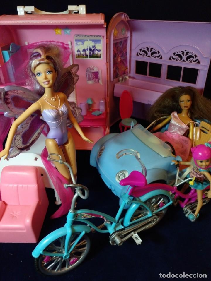 Barbie y Ken: Muñeca BARBIE Nº58 Lote - Foto 3 - 201792607