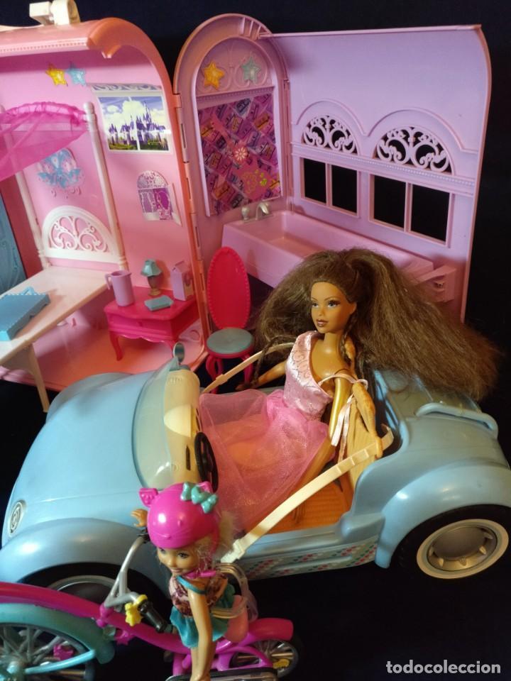 Barbie y Ken: Muñeca BARBIE Nº58 Lote - Foto 6 - 201792607