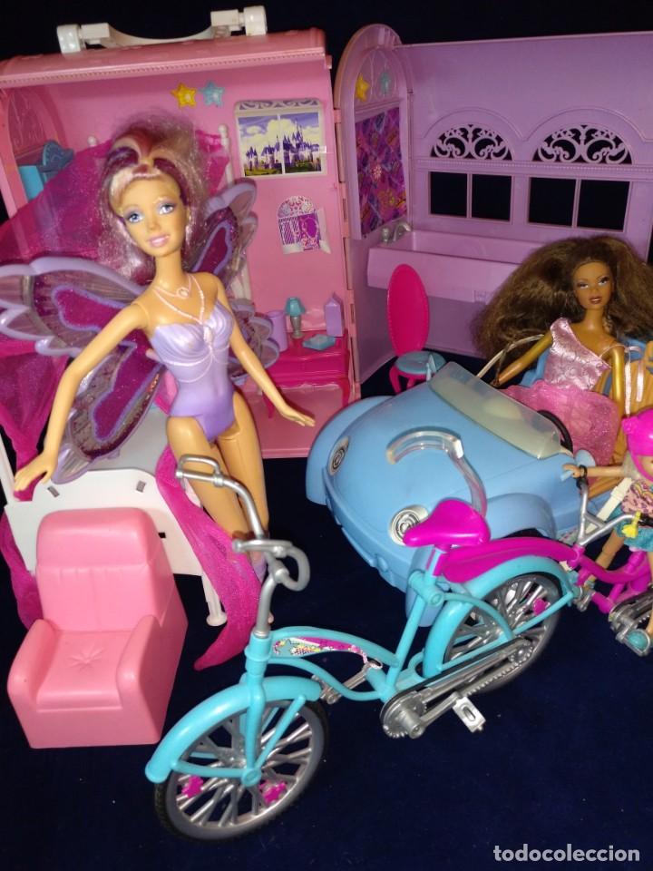 Barbie y Ken: Muñeca BARBIE Nº58 Lote - Foto 11 - 201792607